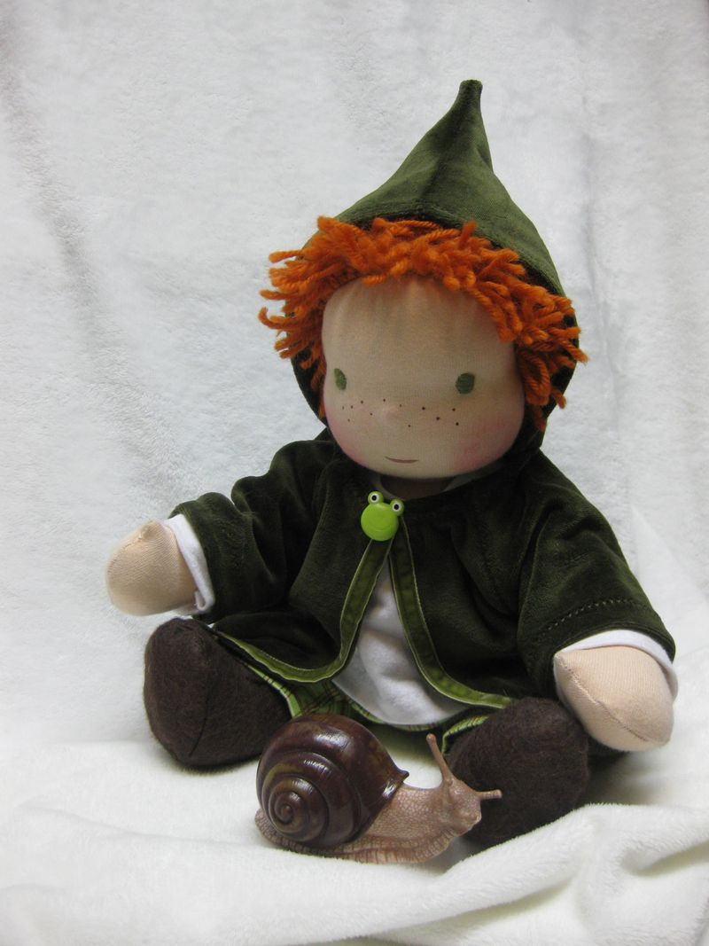 Custom order kuspuk small doll 025