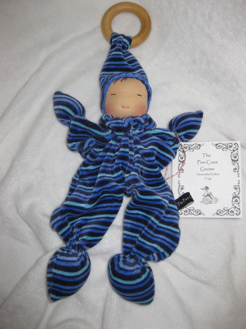 Custom doll dove wreath 023