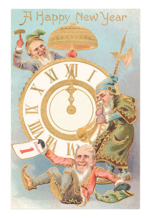 Happy-new-year-elves-with-clock