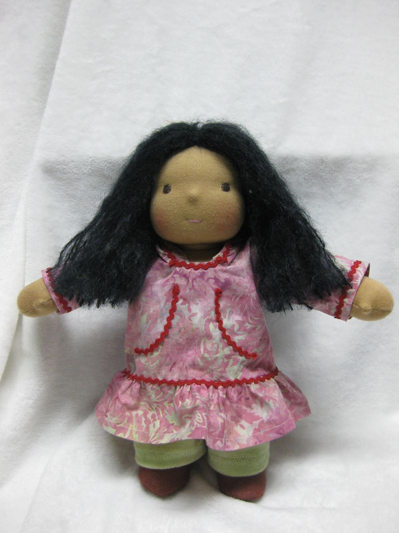 Custom order kuspuk small doll 036