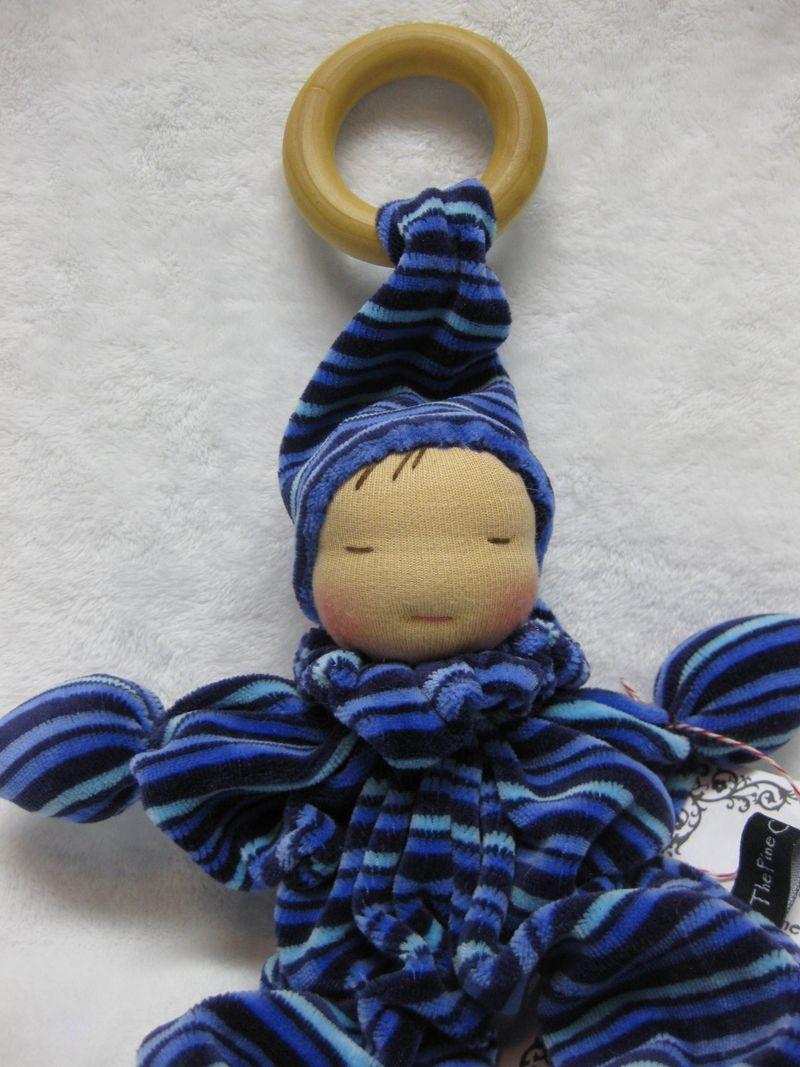 Custom doll dove wreath 029