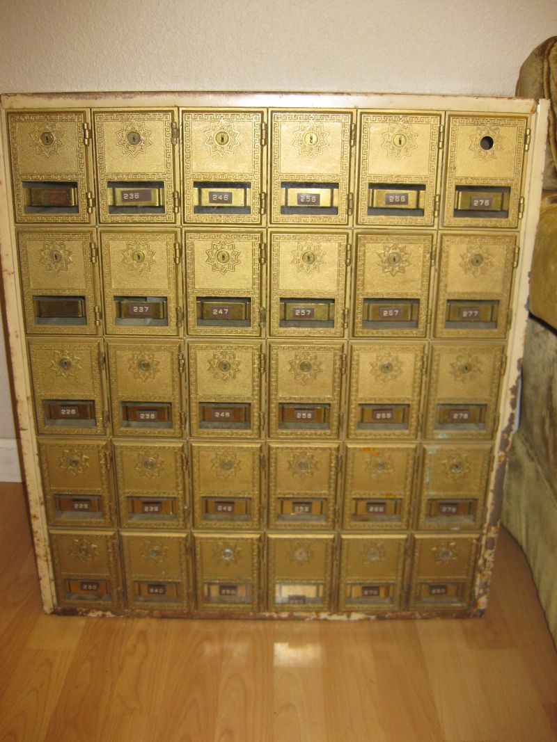 Sutton mail boxes 004